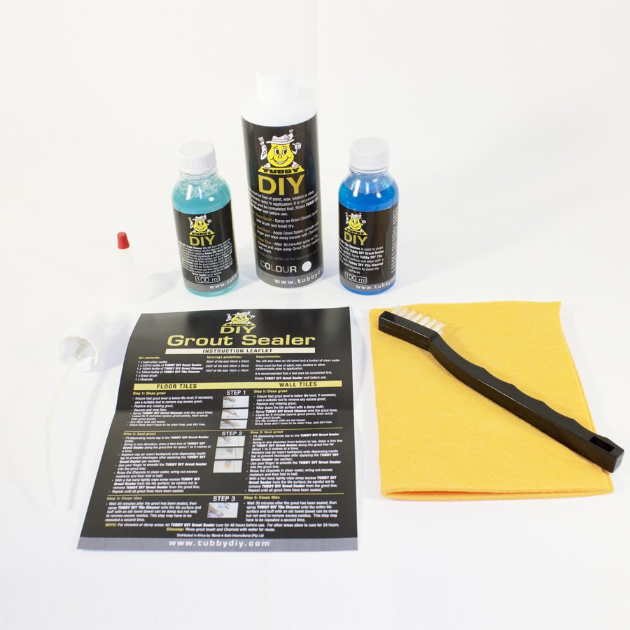 Tubby Grout Kit